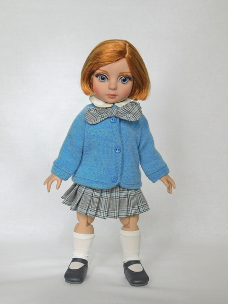Patsy's First Day at School от Tonner/Effanbee
