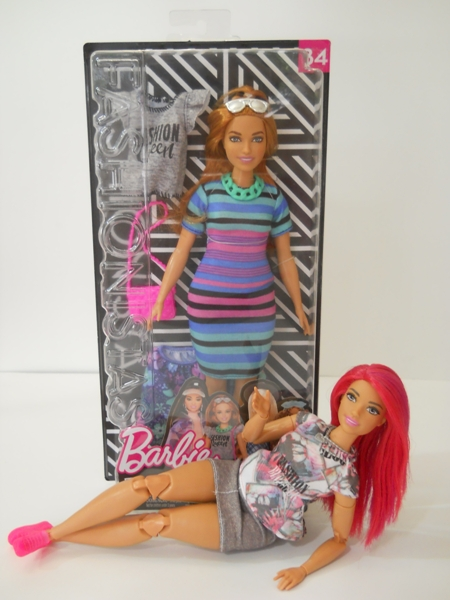 Barbie fashionistas № 84