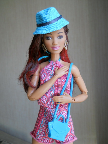 Кукла Barbie Fashionistas
