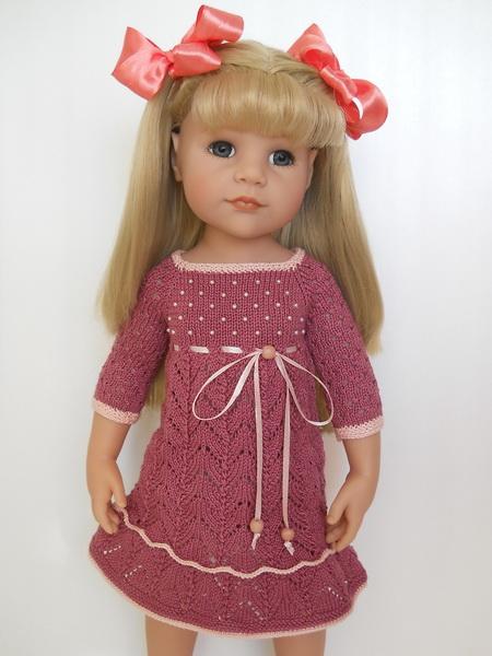 вяжем спицами для куклы готц схемы и описание вязания